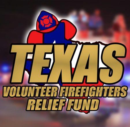 Texas Volunteer FireFighters Relief Fund - Winning Charity